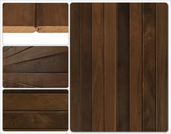 Pavilion Wood Siding - Thermo25 Thermally Treated Poplar Siding