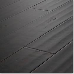 distressed ebony bamboo flooring