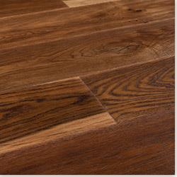 W 7 Oak Longhorn Brown Engineered Hardwood Floors