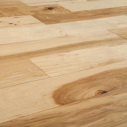 Vanier Engineered Hardwood - Black Mountain Chiseled Hickory