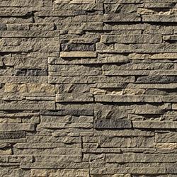 Volcanic Gray Siding Panels Faux Stone Panel 46 1 2 X 13 1 4 X 1