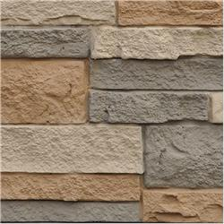Black Bear Pallets Faux Stone Siding - Ledge Stone Collection