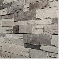 Black Bear Manufactured Stone - Stack-N-Tack 