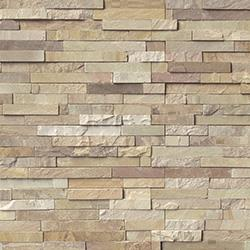 MS International Stone Siding - Sandstone Fossil Rustic  Collection