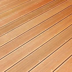 Pavilion Wood Decking - Exterior Solid Bamboo Decking