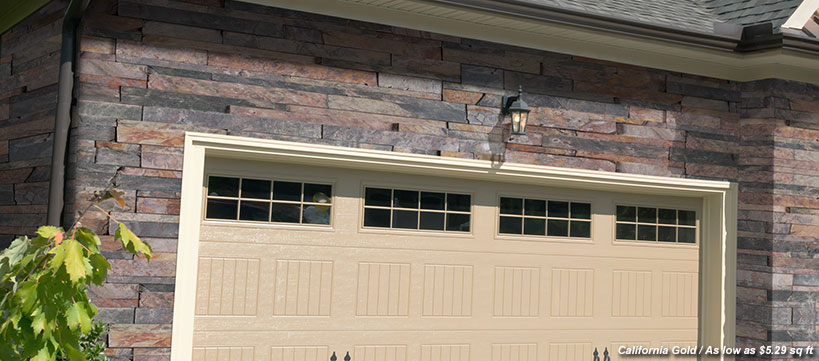 BuildDirect stone siding Starting at $2.59 /sq ft