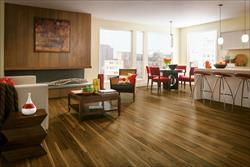 Armstrong Engineered Midtown MapleWalnut Collection
