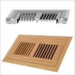 Moldings Online Red Oak Vents