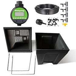Wellspring Deck Accessories Drop-In Planters with Kits