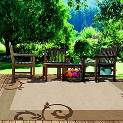 Yanchi Area Rugs Area Rugs - Southern Charm Collection - Indoor/Outdoor