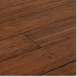 Yanchi Bamboo - Click Lock Barn Plank Strand Woven Collection