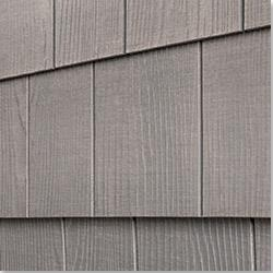Weathered gray combed even edge 1 4 x16 x4 39 for Fiber cement composite roofing slate style