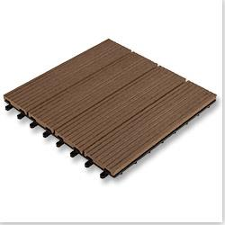 Kontiki Composite Interlocking Deck Tiles - Classic 25 Year