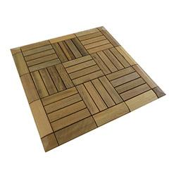 FlexDeck Brazilian Hardwood Deck Tile 