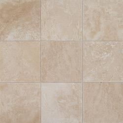 Izmir Turkish Travertine Tile - Brushed and Straight Edge