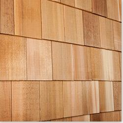 Cedar West Cedar Decorator Shingles