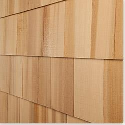 Cedar West Handcrafted Cedar Shingle Panel Collection