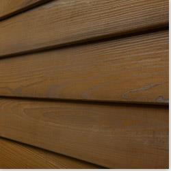 Pavilion Wood Siding - Thermo25 Thermally Treated Cypress Siding