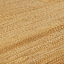 Yanchi Bamboo 8mm Strand Woven with EVA Underpad Attached Model 101043961 Bamboo Flooring