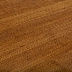 Yanchi Bamboo 8mm Strand Woven with EVA Underpad Attached Model 101043971 Bamboo Flooring