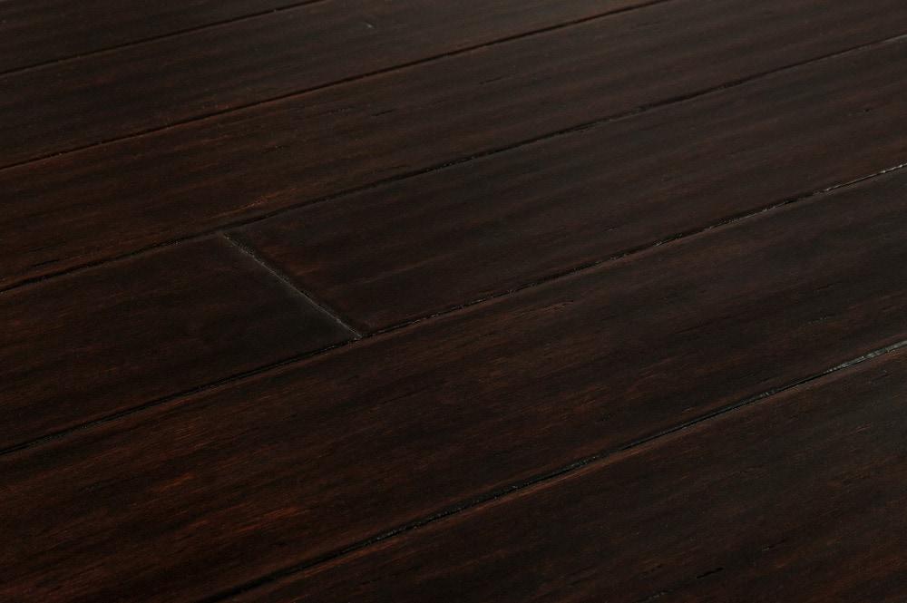 Yanchi Bamboo Click Lock Barn Plank Strand Woven