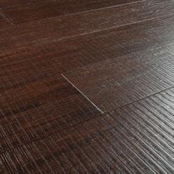Yanchi Bamboo Click Lock Sawn Mark Strand Woven Model 150020831 Bamboo Flooring