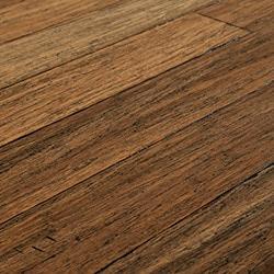 Yanchi Bamboo Handscraped Strand Woven Model 101043921 Bamboo Flooring