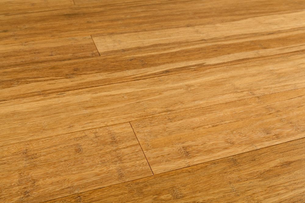 Free samples yanchi bamboo strand woven wide plank Carbonized strand bamboo flooring reviews