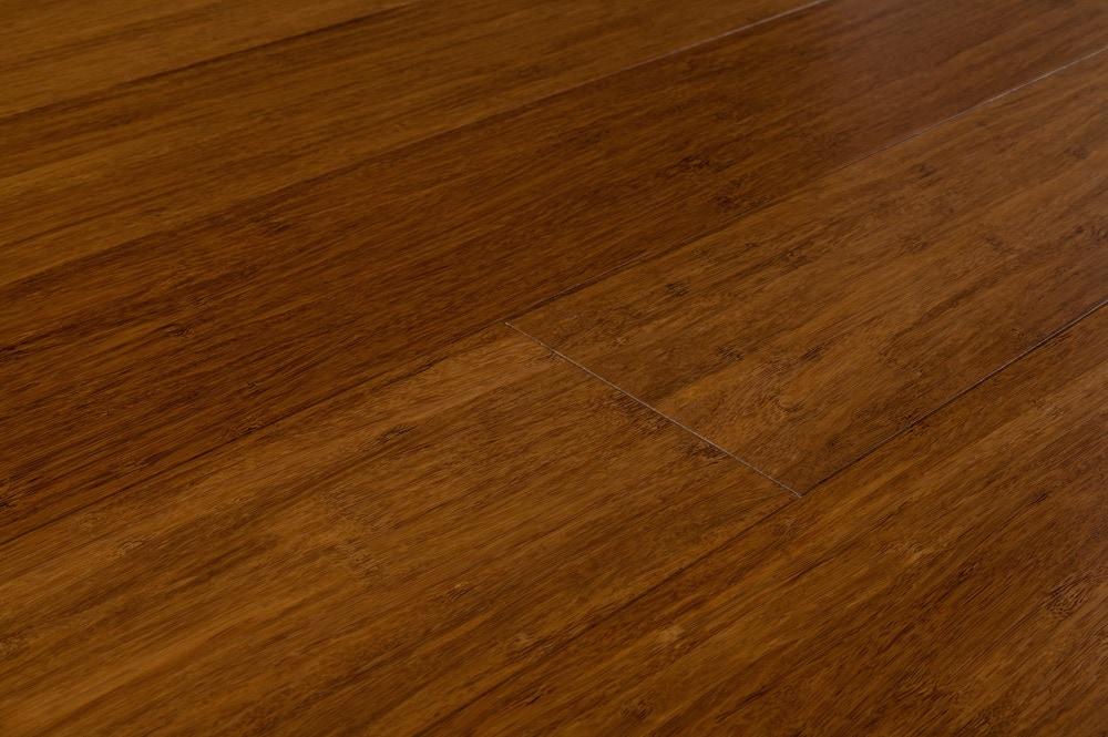 Bamboo Flooring Product : Free samples yanchi bamboo strand woven click