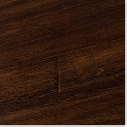 Yanchi Bamboo Strand Woven Wire Brushed Model 100845641 Bamboo Flooring