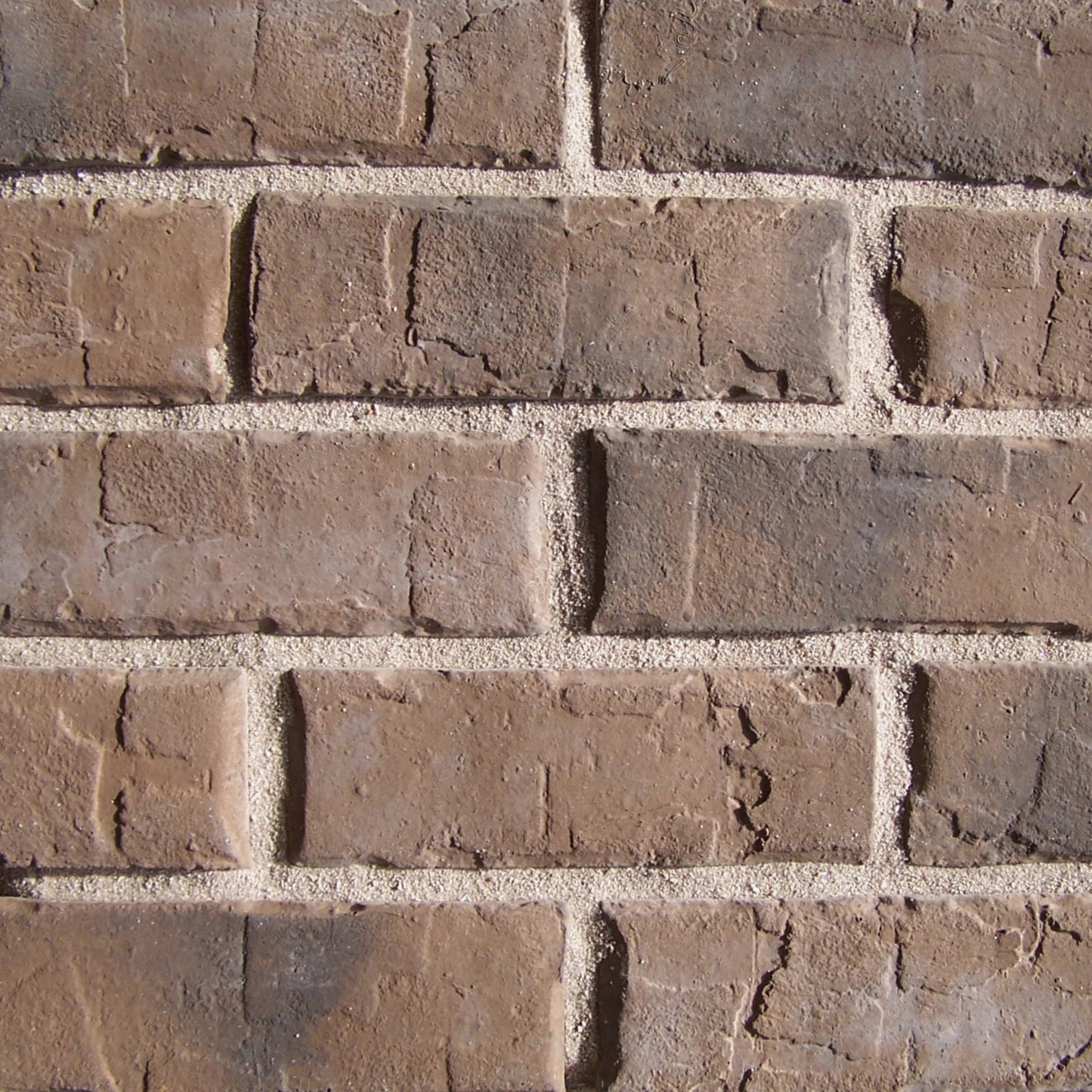 Black bear pallets manufactured stone brick brownstone for 1 2 inch brick veneer