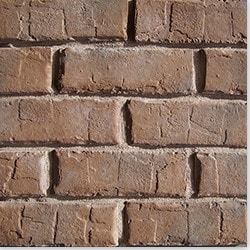 Black Bear Manufactured Stone Brick Model 101063661 Brick Siding