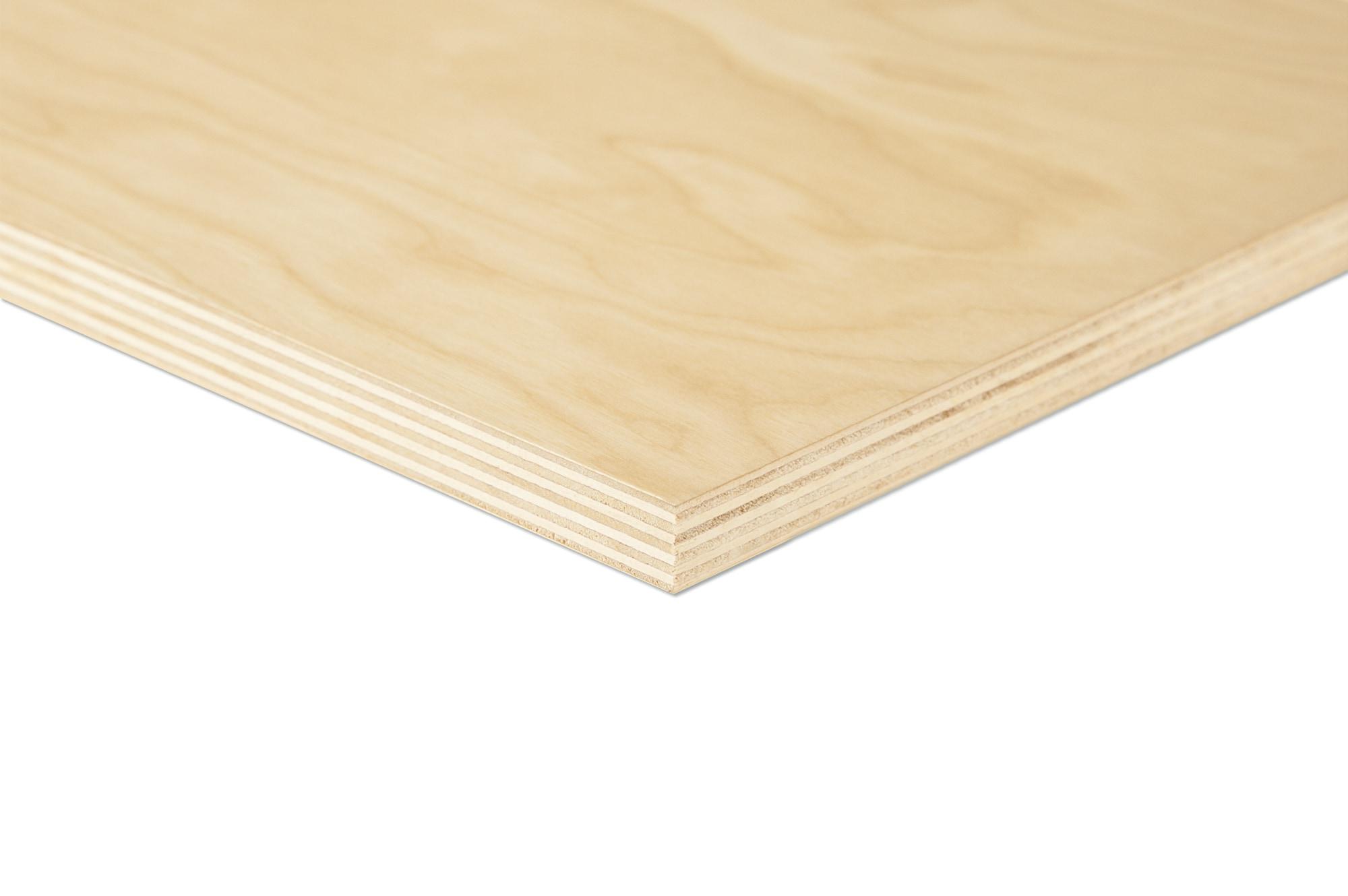 Sanply prefinished birch plywood c d grade quot sheet