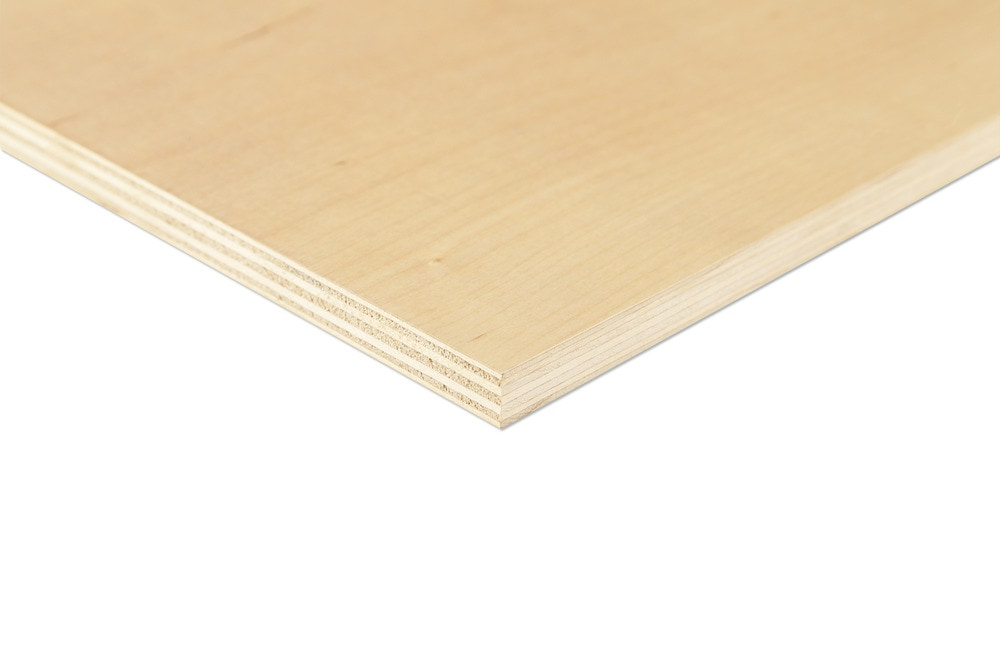 Sanply prefinished birch plywood c d grade quot sheet