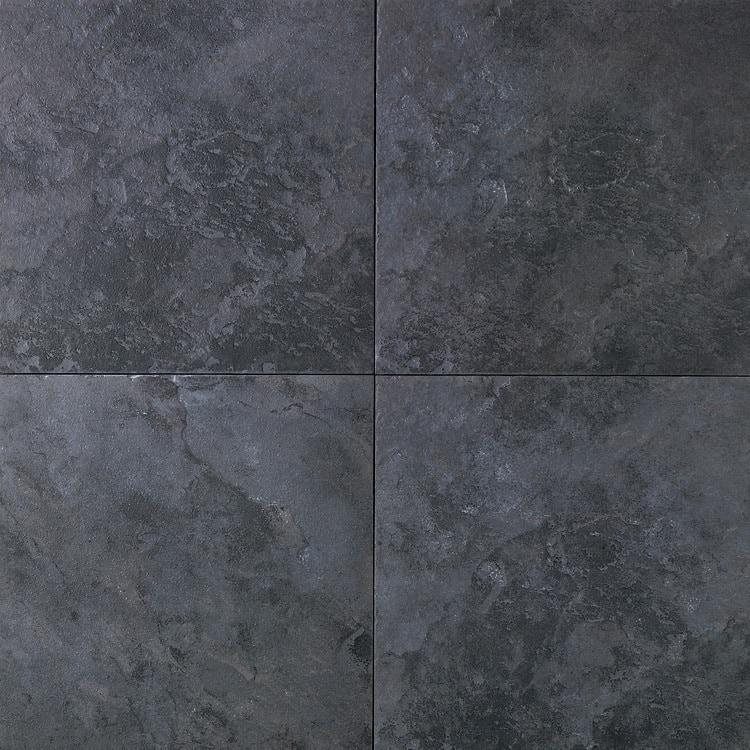 Daltile porcelain tile continental slate series asian for 12x12 porcelain floor tile