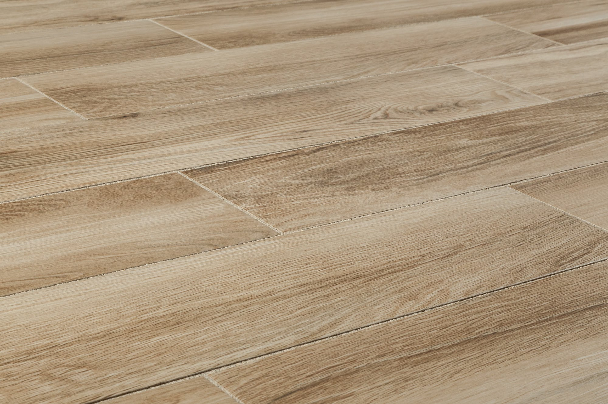 "Kaska Porcelain Tile - Barn Wood Series Straw/6""x24"""