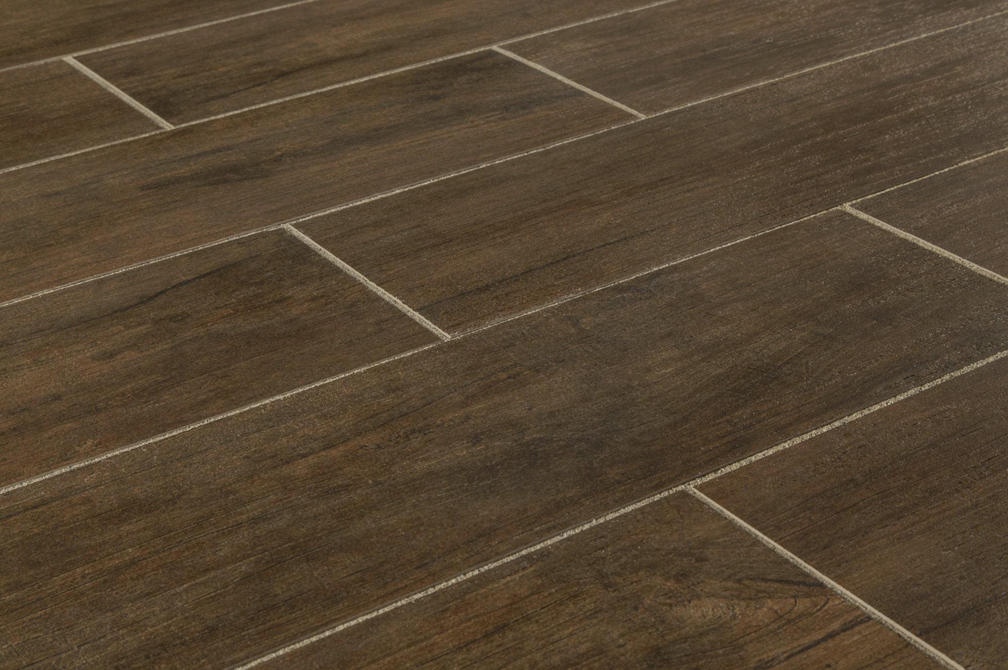 Salerno Porcelain Tile - Northland Collection Mahogany / 6 ...