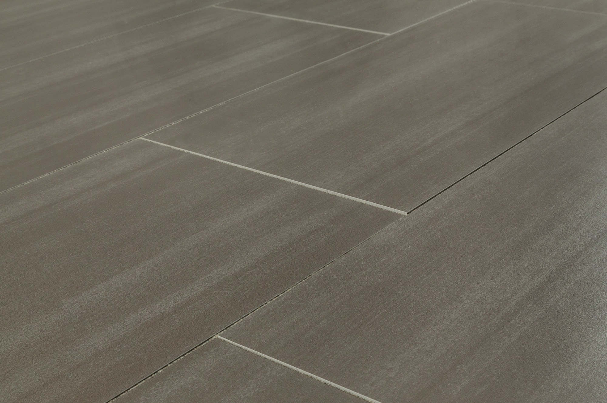 Salerno Porcelain Tile Trench Coat Series Gray 12 X24