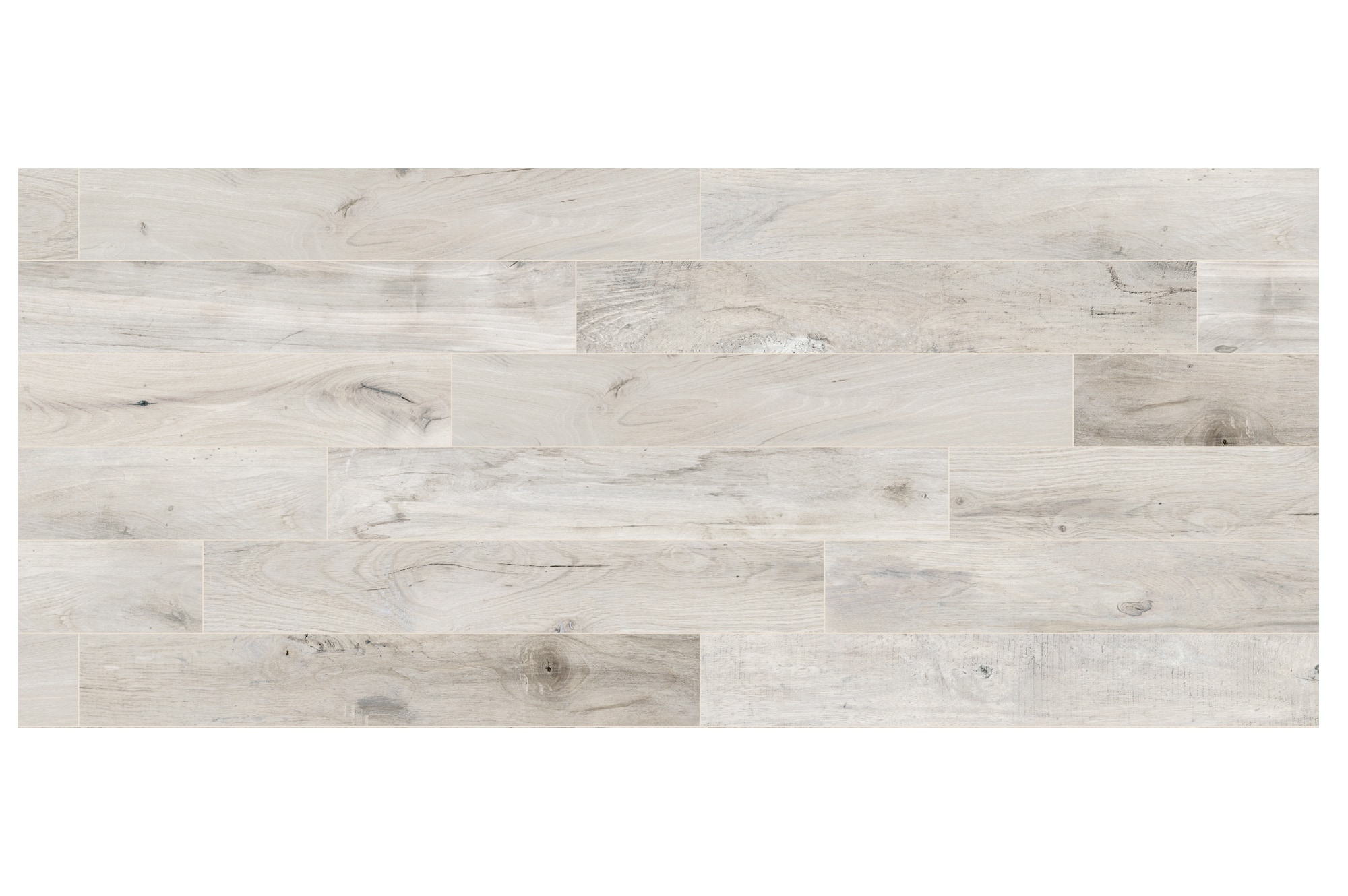 Torino Italian Porcelain Tile Divino Wood White 6 Quot X40 Quot