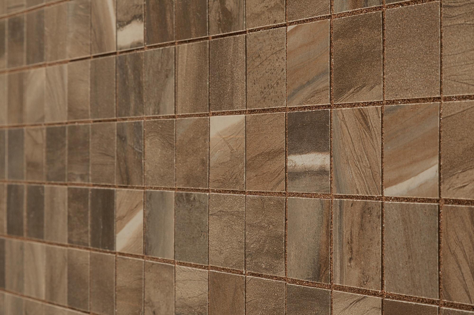 Kaska Porcelain Mosaic Canton Series Noce 2 Quot X2 Quot Glazed