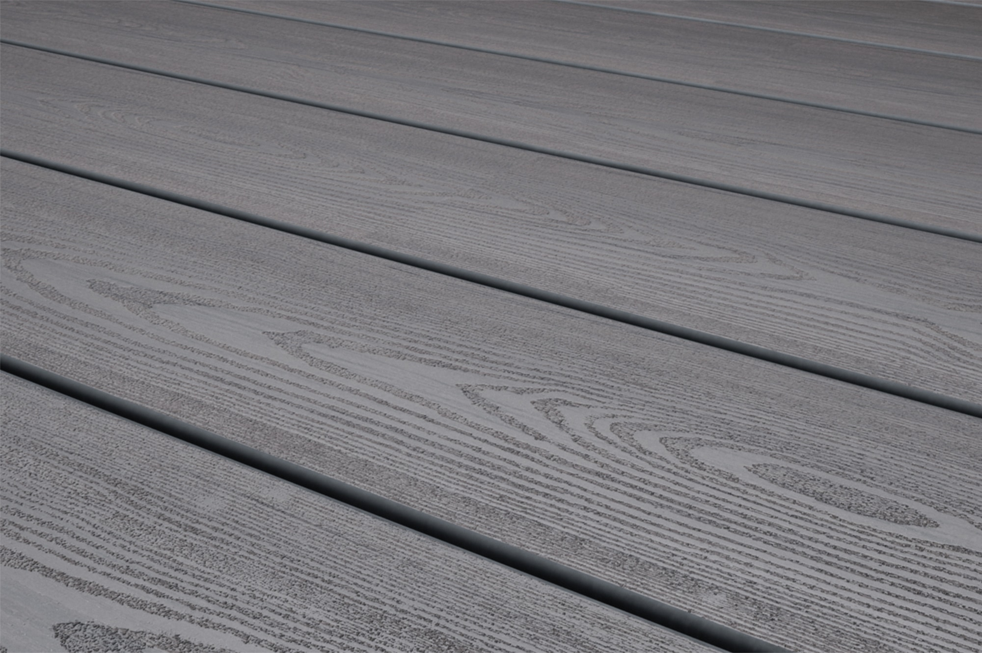 Pravol Composite Decking Comfort Plus Pvc Decking Gray 3
