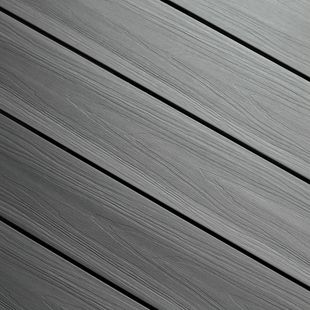 Pravol Dura Shield Ultratex Composite Decking Smoke White