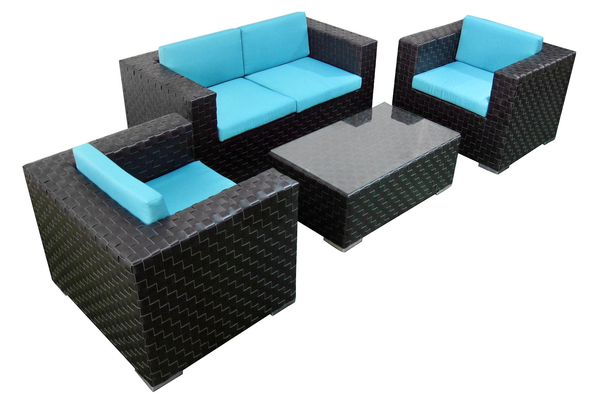 Wicker Sofa Sets Carolina