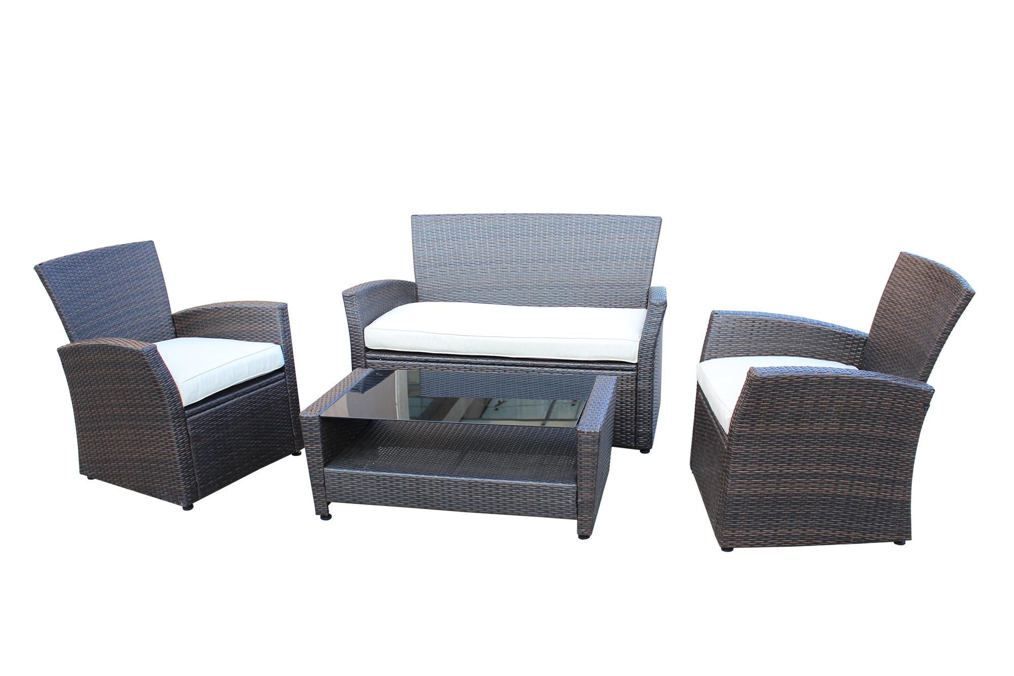 Kontiki Conversation Sets Wicker Sofa Sets Sehara 4