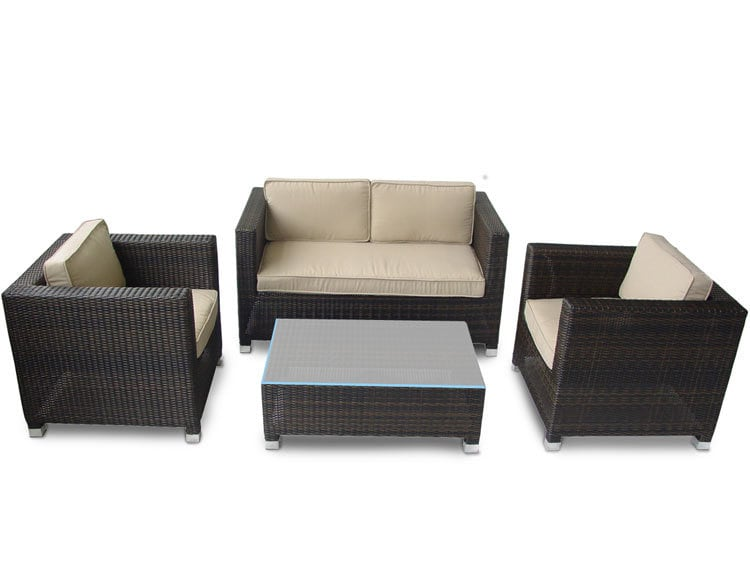 kontiki conversation sets wicker sofa sets monte carlo 4
