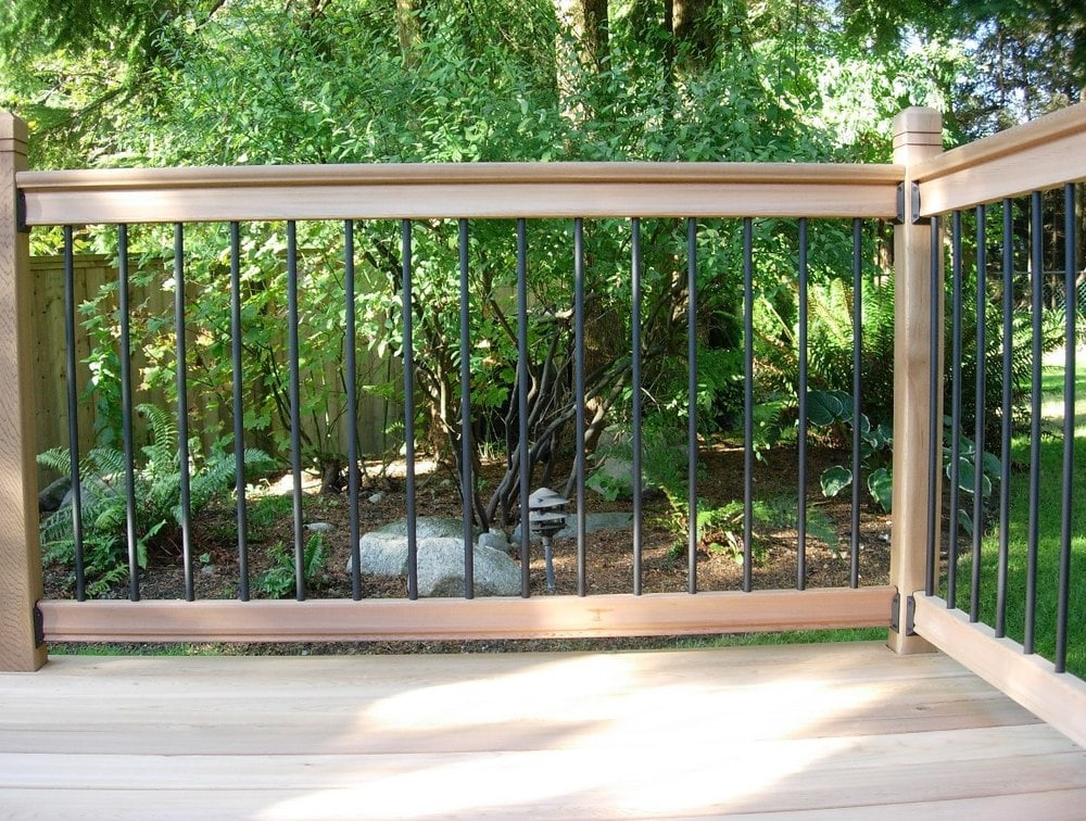 wood deck balusters www imgkid - 28 images - decorative wood deck railing designs for the home ...