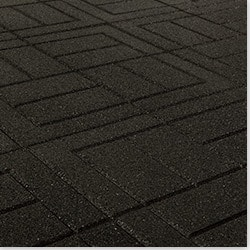 Brava Outdoor Interlocking Rubber Pavers Model 100943821 Outdoor Pavers