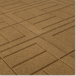 Brava Outdoor Interlocking Rubber Pavers Model 100943841 Outdoor Pavers