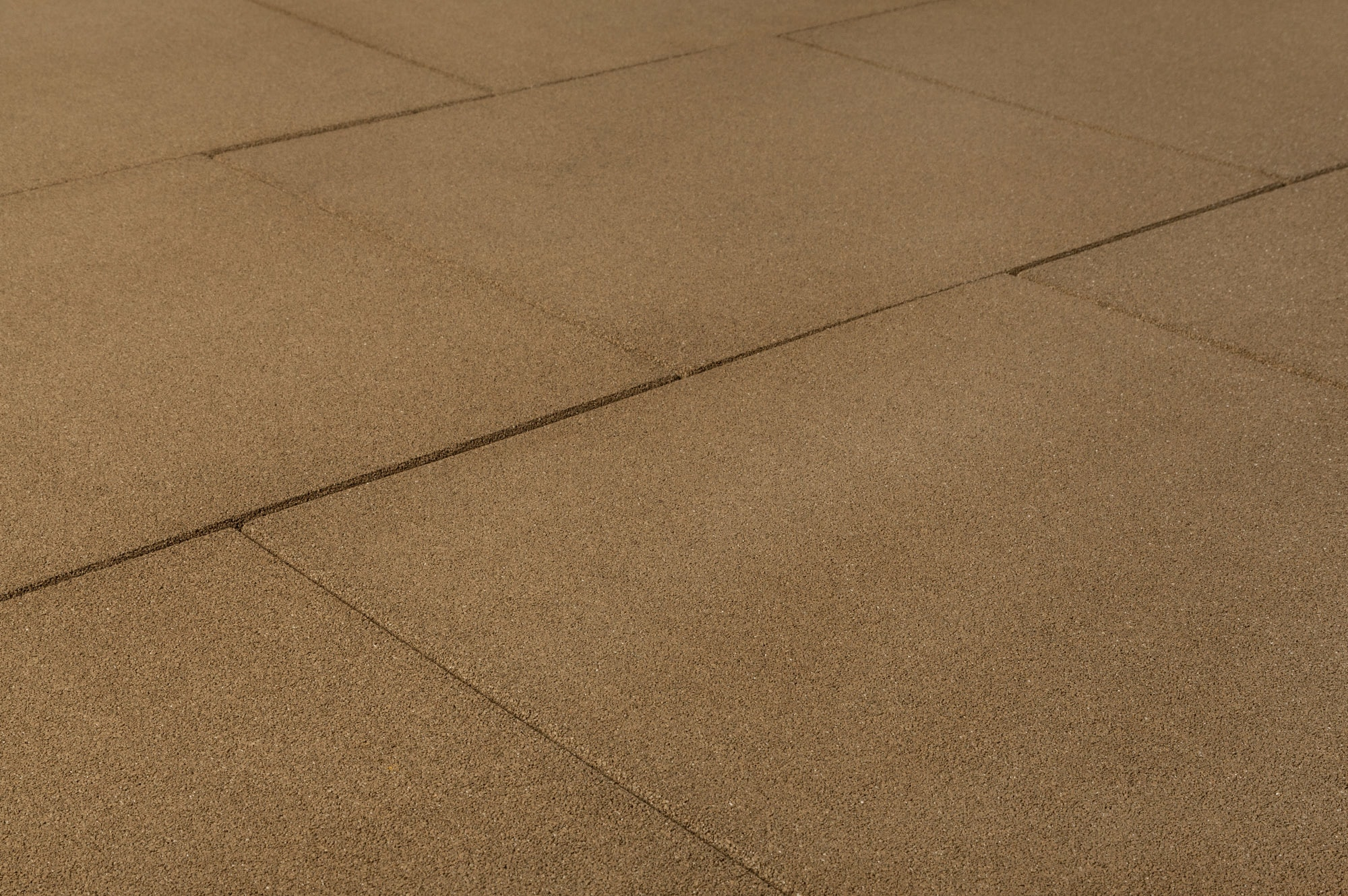 Brava Outdoor Prestige Rubber Tiles Pigment Stone Beige 24
