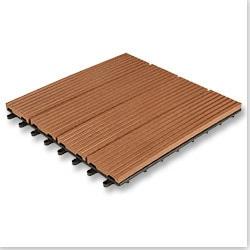 Kontiki Composite Interlocking Deck Tiles Basics Series Model 100943711 Deck Tiles